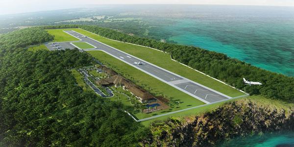 ついにパンガン島で空港建設が本格化!