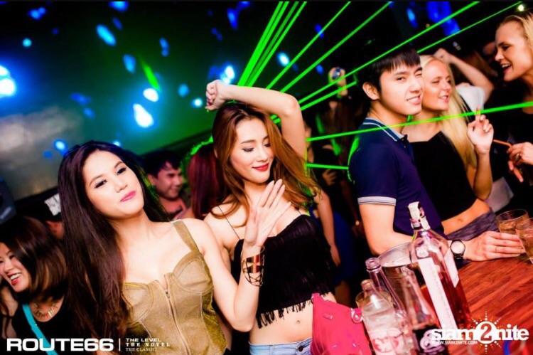タイ・バンコクでナンバーワンのクラブはココだ!