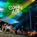 オープンエアーミュージックフェスティバル開催!