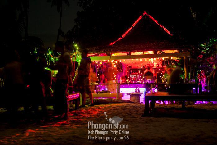スペシャルシーズン・クロージング・パーティー@The Place Bar