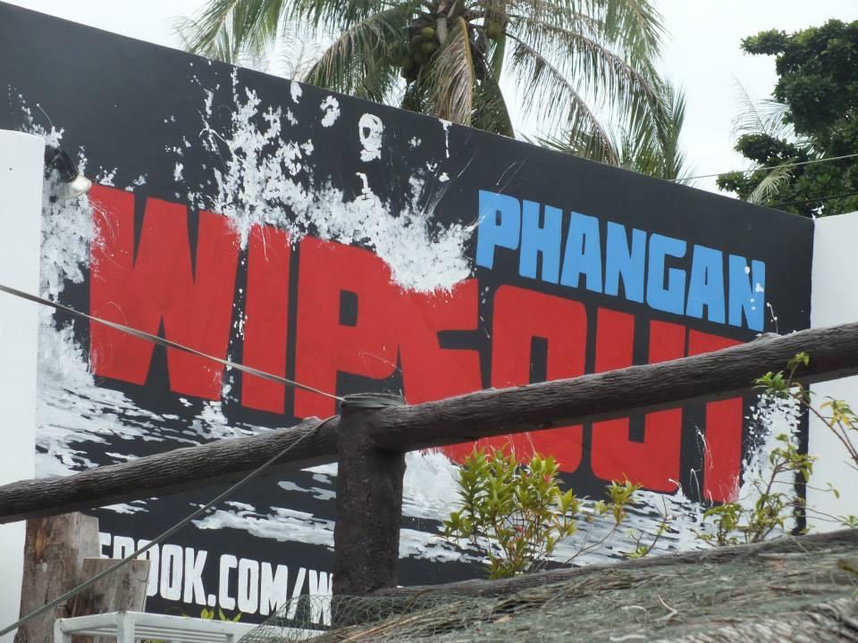 パンガン島の人気アドベンチャー系アトラクション